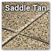 saddle tan color swatch
